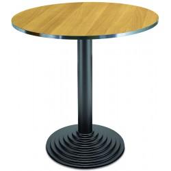Set di 5 tavolini bar-ristorante piano fisso