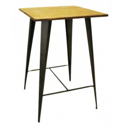 Art. 741NT high bar table outdoor use