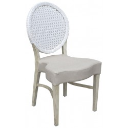 Art. 764S Royal outdoor use aluminium chairs