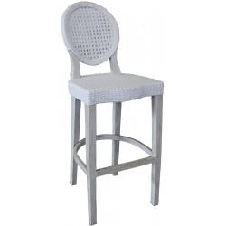 Art. 764S Royal outdoor use aluminium chairs