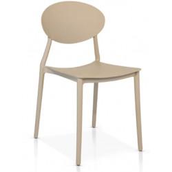Art. 946 metal chair frame, upholstered sitting
