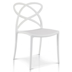 Art. 947 stackable chair frame