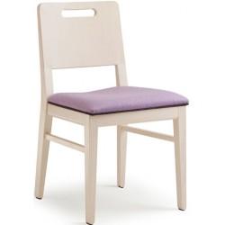 Art. 001 beech or ash wood chair