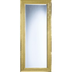 Art. 3205 mirror hand made gold or silver leaf finished
